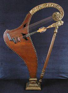 Violão Harpa